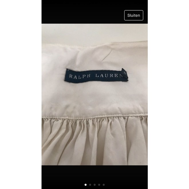 tweedehands Ralph Lauren Skirt