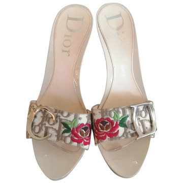 Tweedehands Christian Dior Sandalen