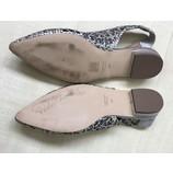 tweedehands Pedro Miralles Flache Schuhe