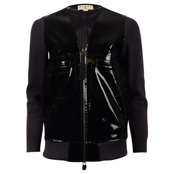 Tweedehands H&M x Marni Jacke oder Mantel