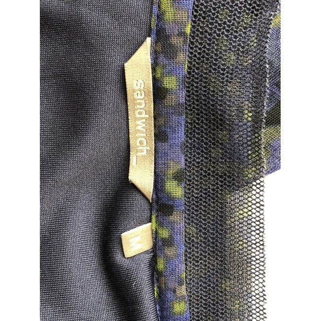 tweedehands Sandwich Maxi jurk