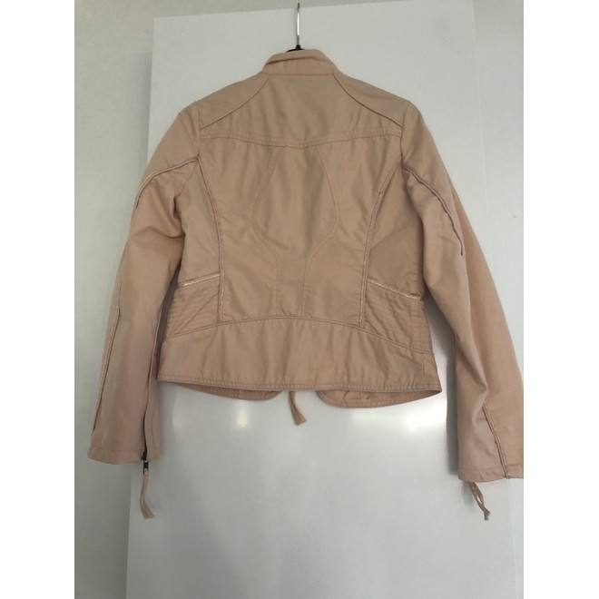 tweedehands Essentiel Jacke oder Mantel