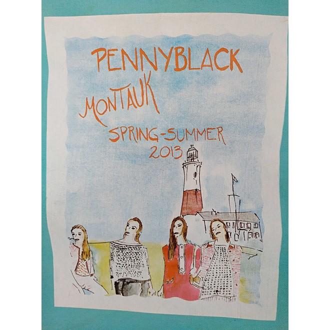 tweedehands Penny Black Tas