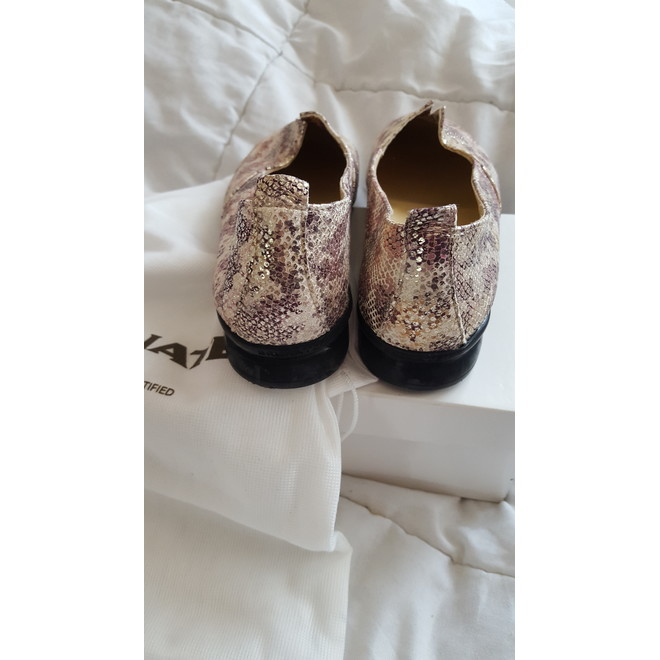 tweedehands Brunate Flache Schuhe