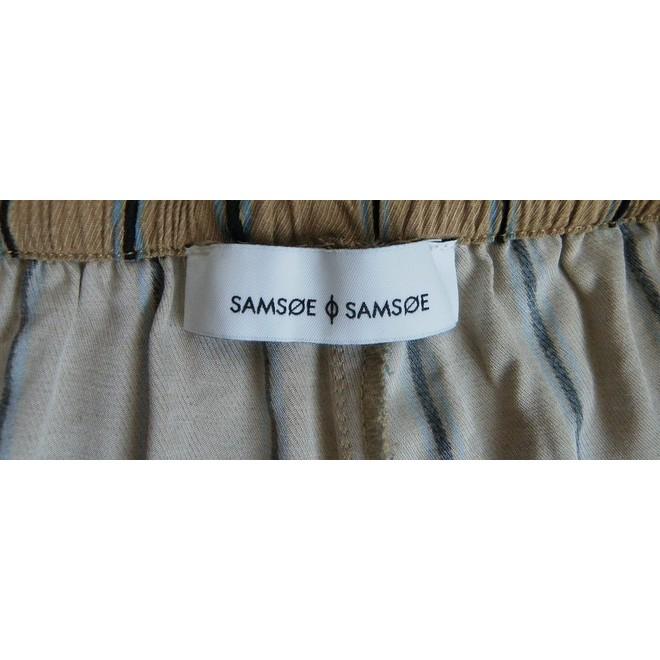 tweedehands Samsoe & Samsoe Broek