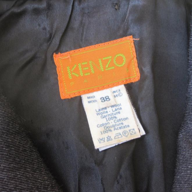 tweedehands Kenzo Coat