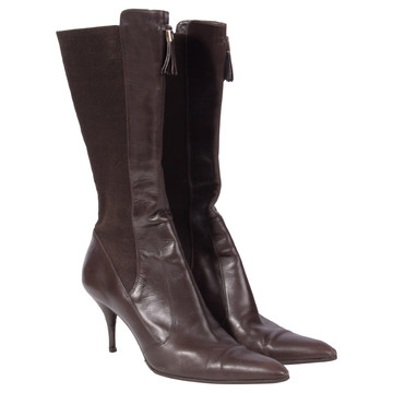 Tweedehands Yves Saint Laurent Stiefel