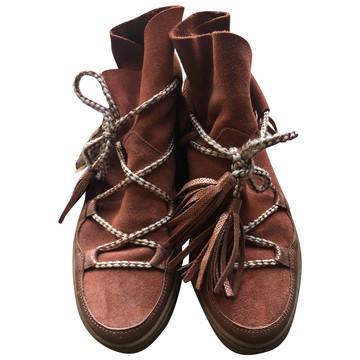 Tweedehands Seventy Flache Schuhe