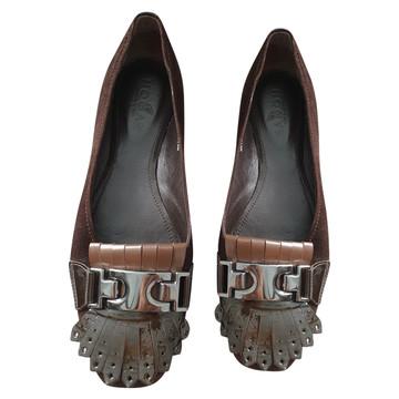 Tweedehands Hogan Flache Schuhe