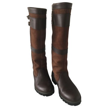 Tweedehands Dubarry Stiefel
