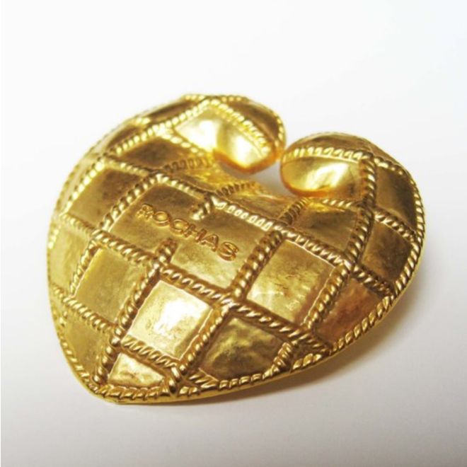 tweedehands Rochas Broche
