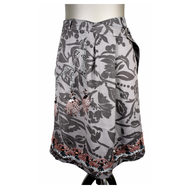 tweedehands Essentiel Midi rok