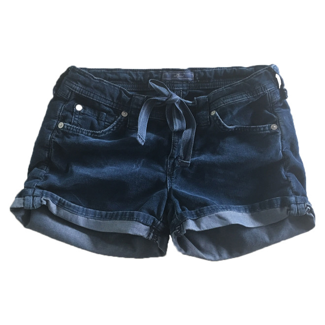 tweedehands 7 For All Mankind Shorts