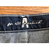 tweedehands 7 For All Mankind Skirt