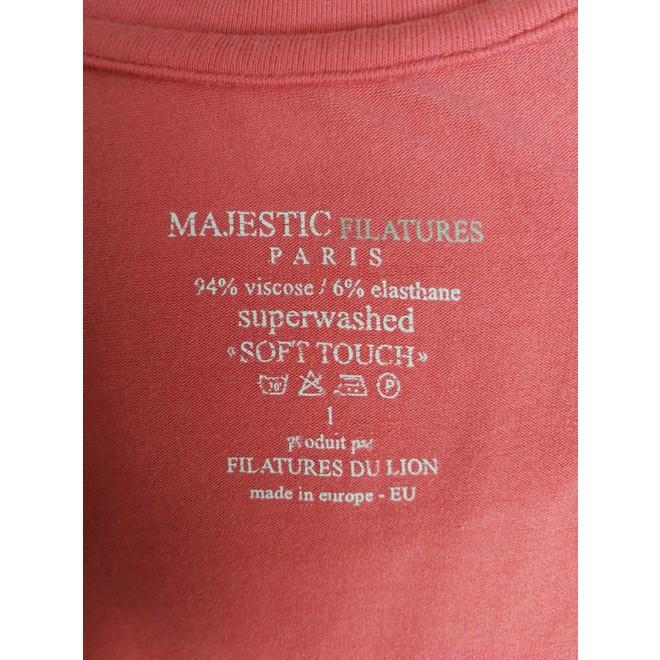 tweedehands Majestic filatures Top
