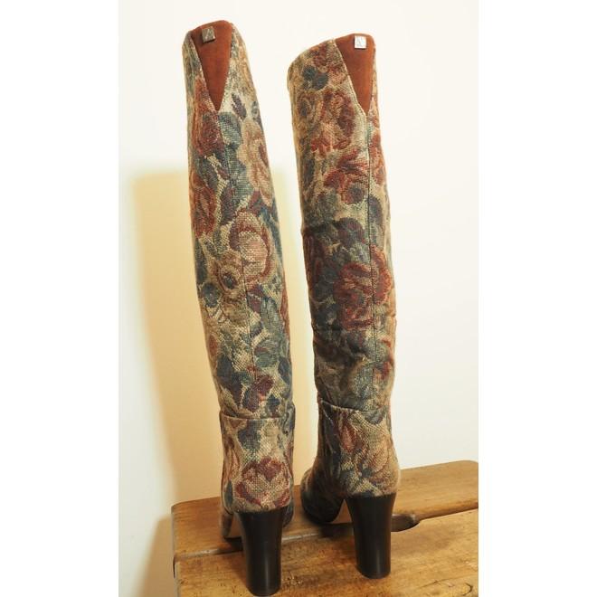 tweedehands Floris van Bommel Boots