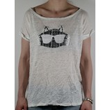 tweedehands Karl Lagerfeld Top