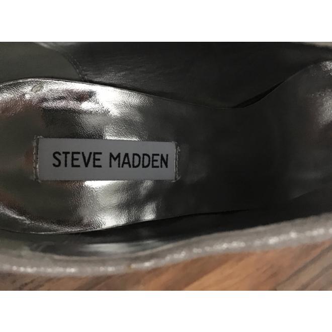 tweedehands Steve Madden Enkellaarzen