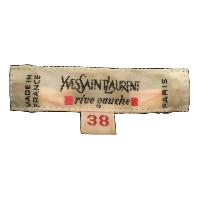 tweedehands Yves Saint Laurent Jurk