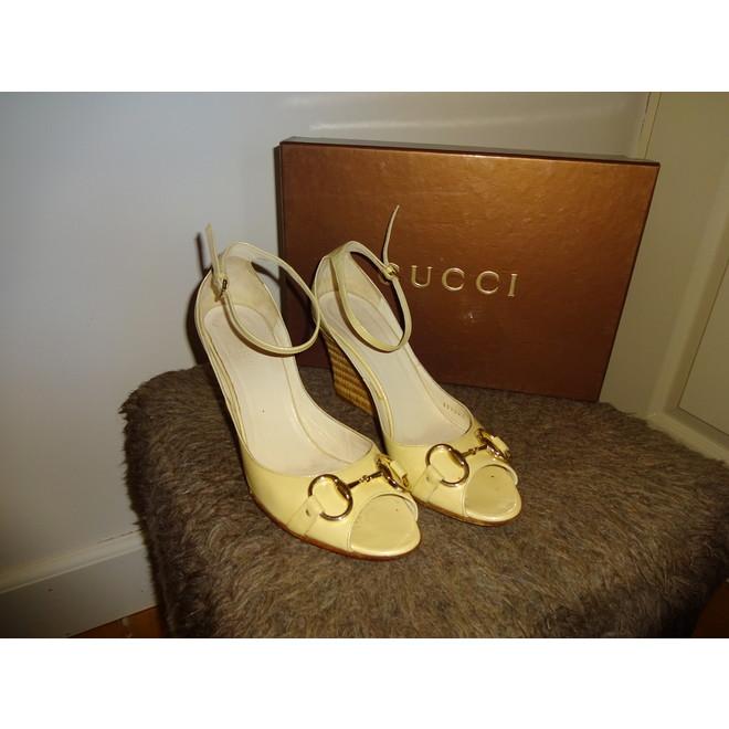tweedehands Gucci Sleehakken