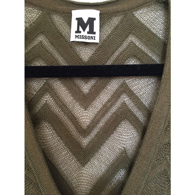 tweedehands Missoni Vest