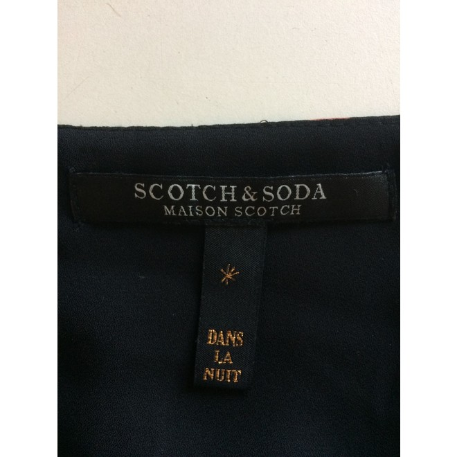 tweedehands Maison Scotch Jurk