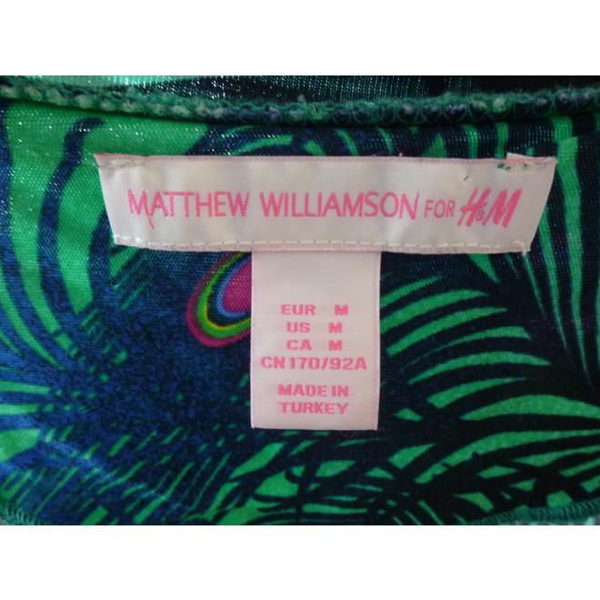 tweedehands H&M X Matthew Williamson Jurk