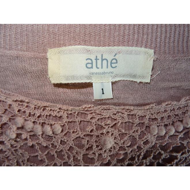 tweedehands Athé Trui of vest