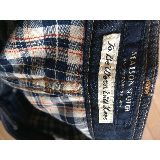 tweedehands Maison Scotch Jeans