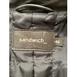 tweedehands Sandwich Jurk