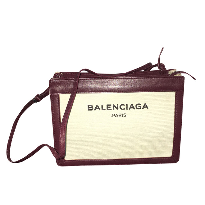 tweedehands Balenciaga Schoudertas