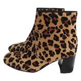 tweedehands Vintage Ankle boots