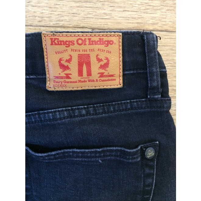 tweedehands Kings of Indigo Jeans