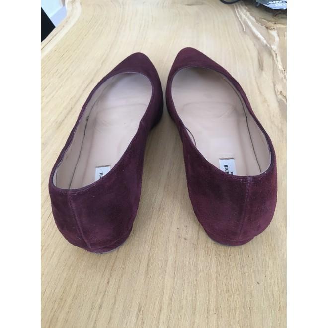 tweedehands L.K. Bennett Platte schoenen