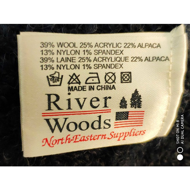 tweedehands River Woods Cardigan