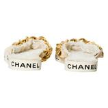tweedehands Chanel Sandalen
