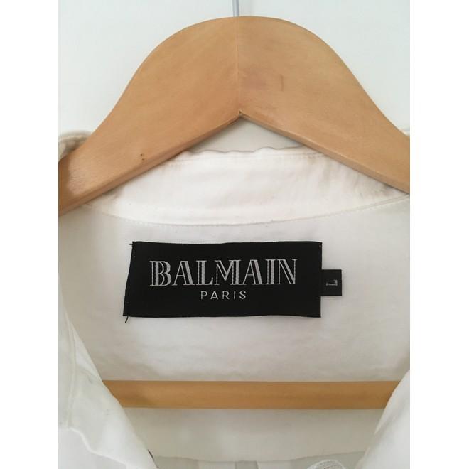 tweedehands Balmain Blouse