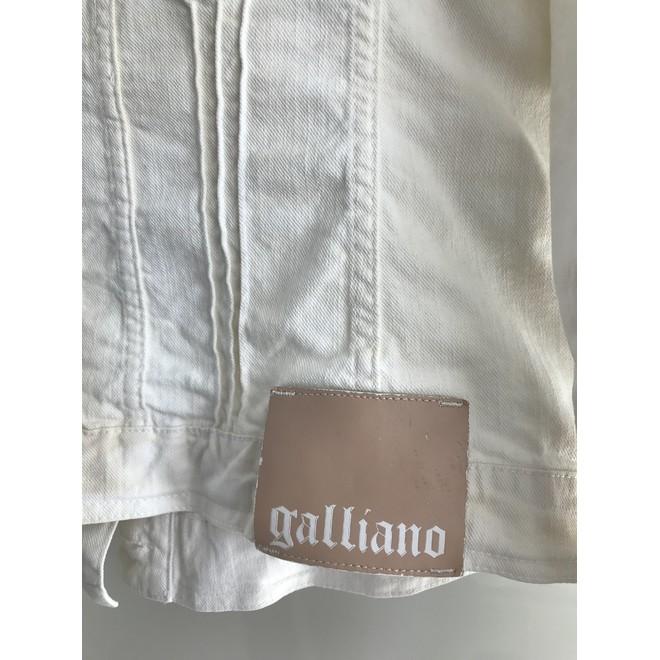 tweedehands John Galliano Jas