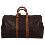 tweedehands Louis Vuitton Keepall 45