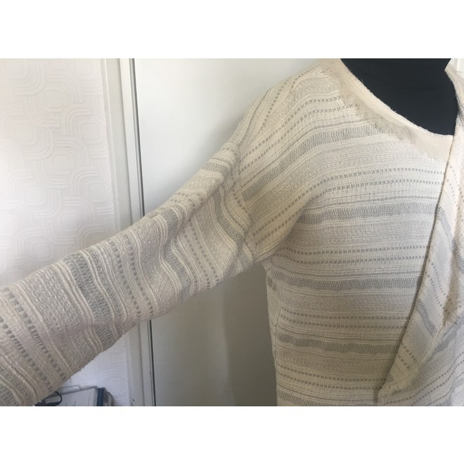 tweedehands Maison Scotch Cardigan