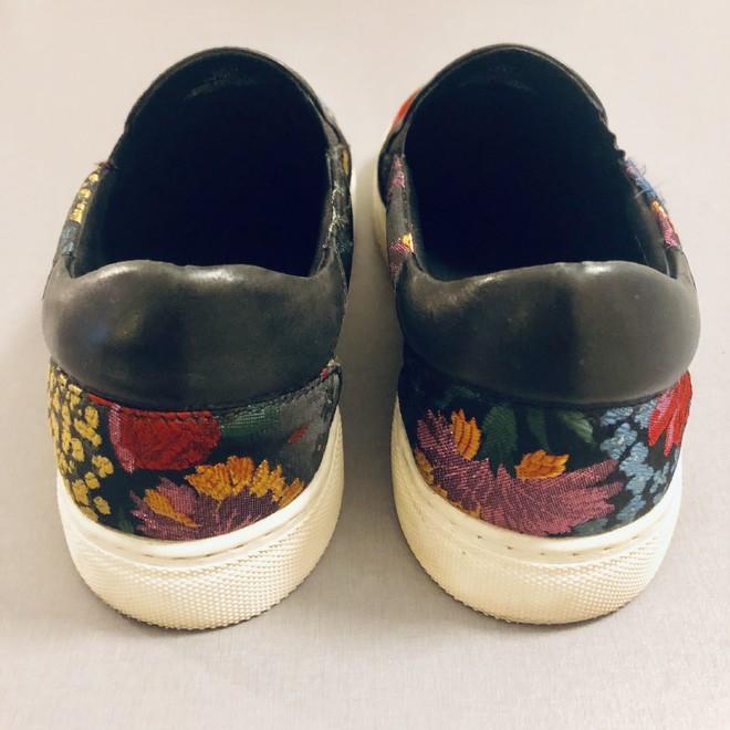 tweedehands H&M X Erdem Platte schoenen