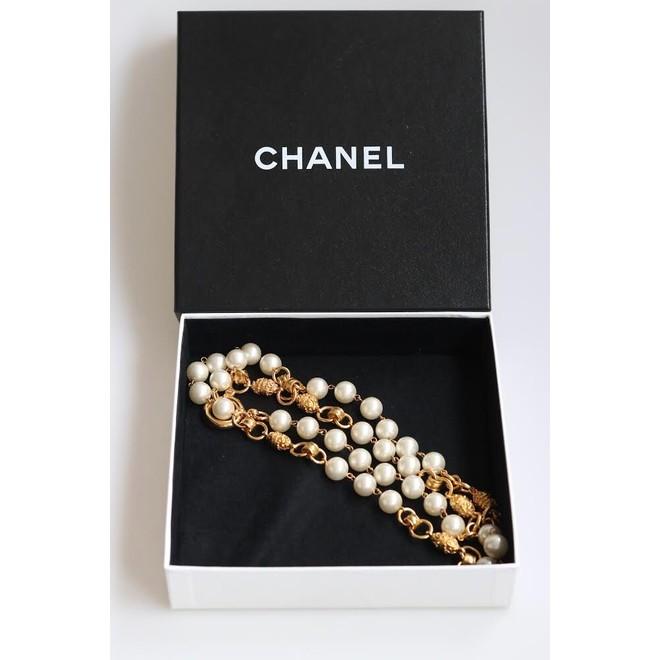 tweedehands Chanel Sieraad