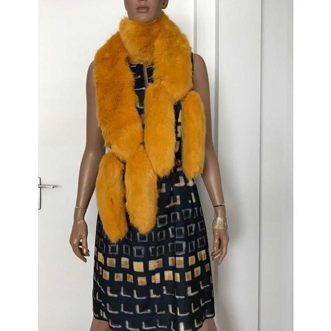 tweedehands H&M x Moschino Sjaal