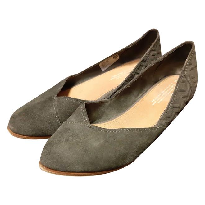 tweedehands TOMS Platte schoenen