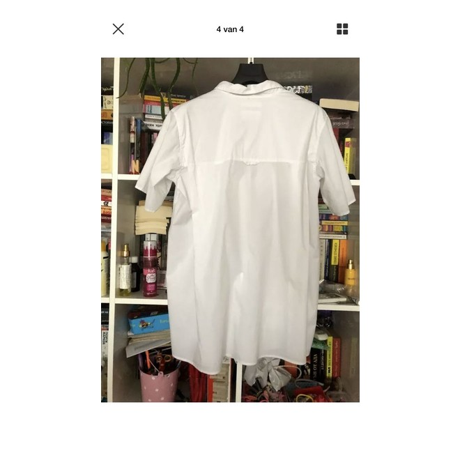 tweedehands Maison M. Margiela Blouse
