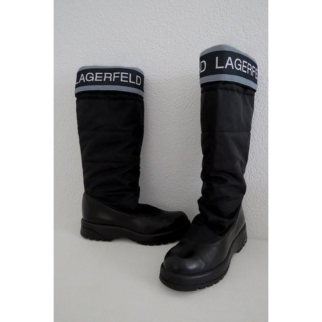 tweedehands Karl Lagerfeld Laarzen
