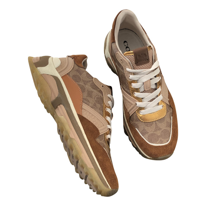tweedehands Coach Sneakers