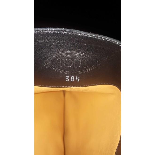 tweedehands Tod's Laarzen