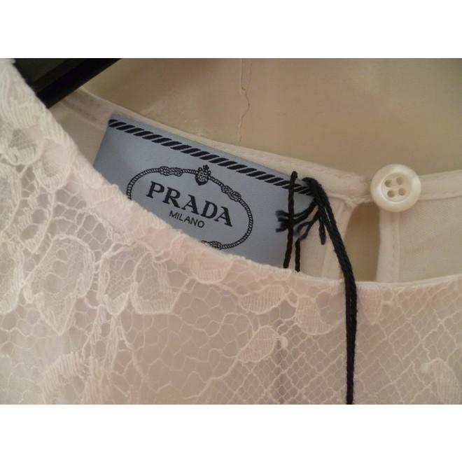 tweedehands Prada Top