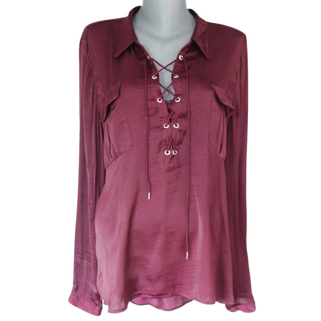 tweedehands Catherine Malandrino Blouse